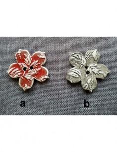 Boutons Céramique Artisanaux (Fab.Française)