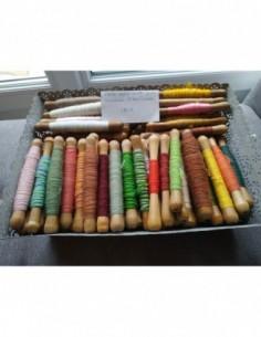 Flûtes en Bois pour la Tapisserie d'Aubusson