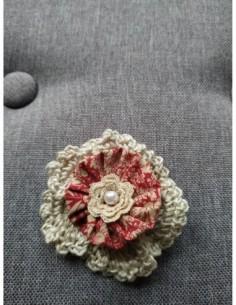 Broches  Fleur des Champs (Fab. Maison)