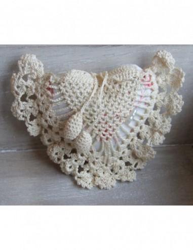 Kit Cœur Crochet de Josette