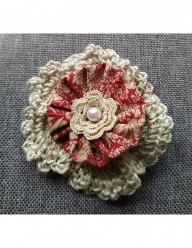 Kit Broche Fleurs des Champs