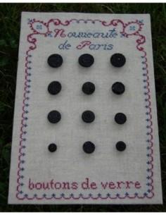 Fiche Boutons Nouveautés de Paris