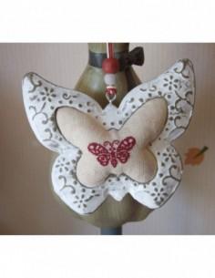 Semi-Kit Pique-Aiguilles Déco Papillon