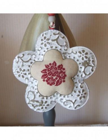 Semi-Kit Pique-Aiguilles Déco Bouquet