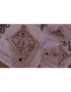 Fiche Pochette Origami