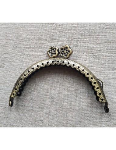 Fermoir Porte-Monnaie 8,5 cm