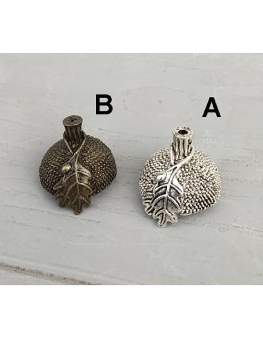 Cupules de Chêne Argent ou Bronze