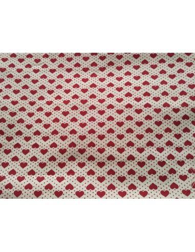Tissu Coton J1 110 x 50 cm