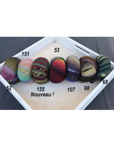 Laine Mille Colori Baby de Lang Yarn