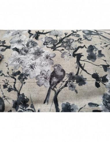 Tissu Motif Japonais 140 x 60 cm